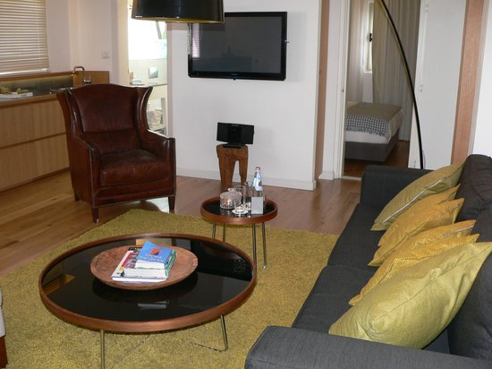 The Rothschild 71: Living area