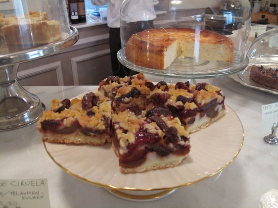 Café Scholl: The incredible plum pastries