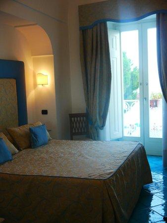Residence Hotel: 青が基調でステキです