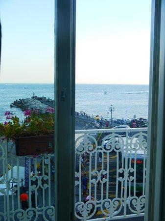 Residence Hotel: バルコニーからこの眺め!