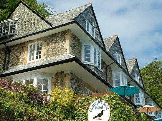 Wonderful Location Review Of Chough 39 S Nest Hotel Lynton England Tripadvisor