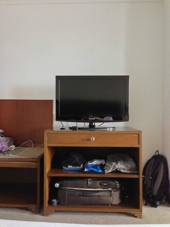 Amora Resort Tapae Chiangmai: Flat screen TV in room