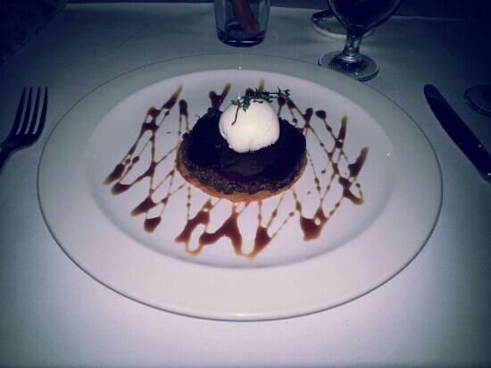 Rhodes Restaurant at Calabash: starter