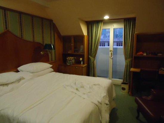 Hotel Bristol Vienna: Bedroom
