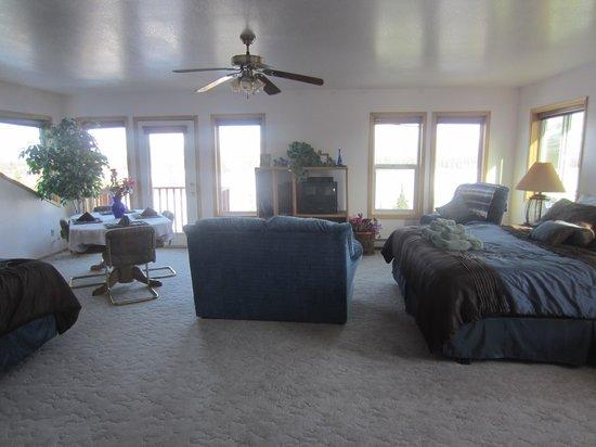 Denali Lakeview Inn : High Cloud Room