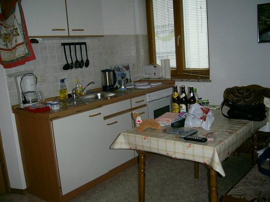 Haus Bagci: Cucina appartamento