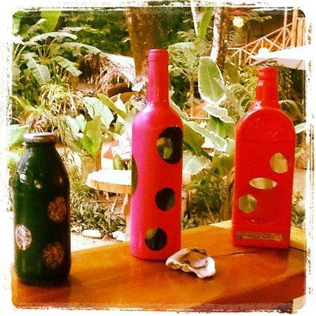 Casa del mar empanadas: Botellas