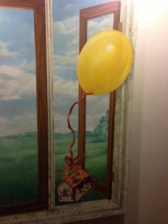 The Hyatt Lodge at McDonald's Campus: McDonald art