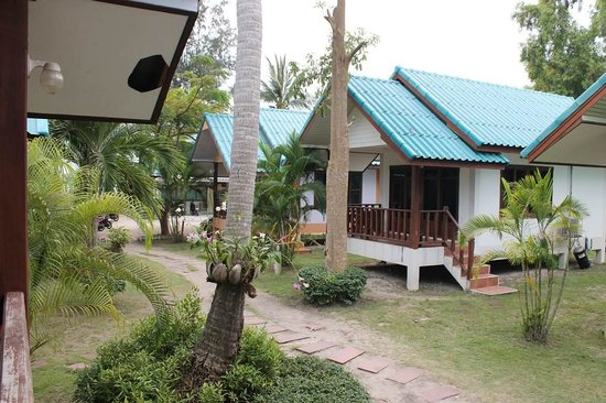 Phangan Great Bay Resort: территория