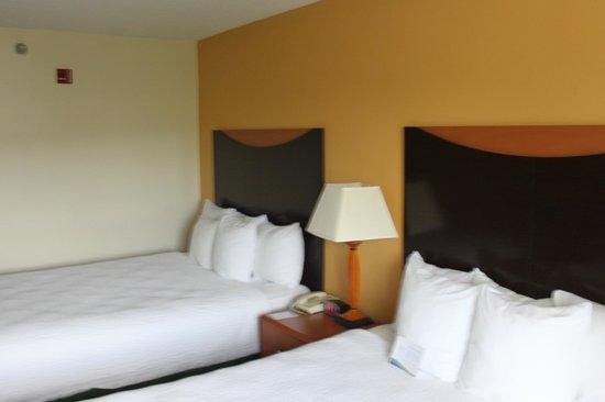 Fairfield Inn by Marriott Dayton Fairborn: Our Room