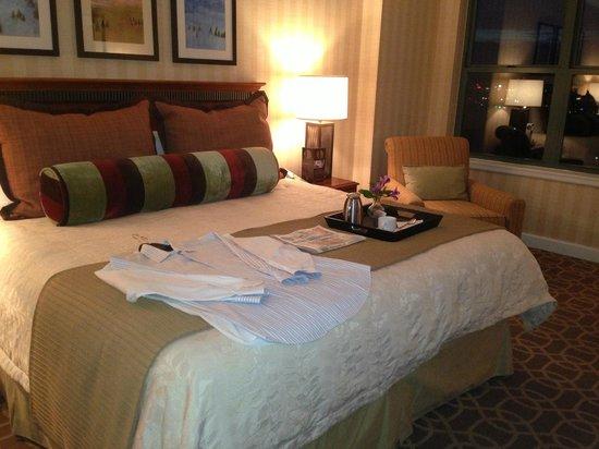 "Omni Interlocken Hotel: Room 1109 @ check in ""Show Room"""