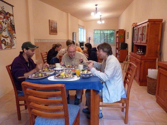 Reserva las Gralarias: Delicious meals!