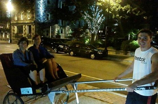 Halifax Rickshaw Tours - Private Tour