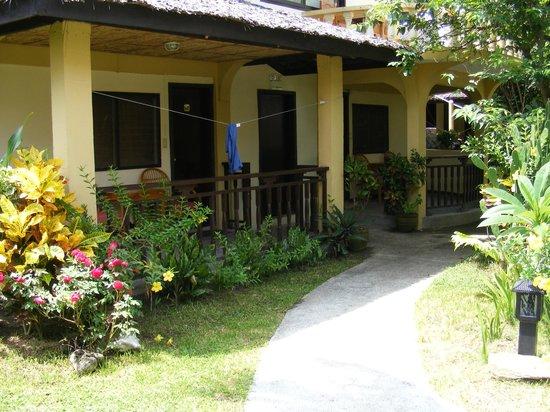Blue Ribbon Dive Resort: Rooms