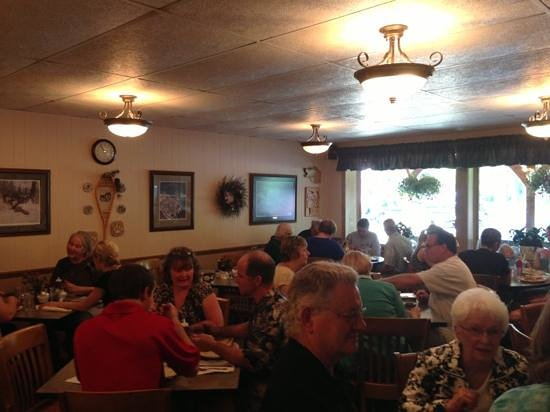 Wolf Pack Cafe: The Dining Room/ good stuff