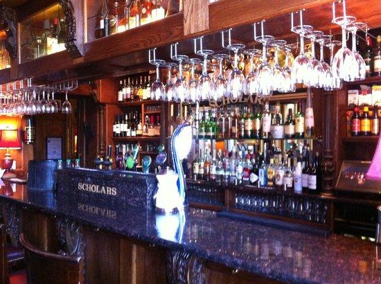 Scholars Townhouse Hotel: Scholars Bar
