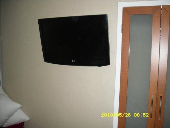 The Strathcona Hotel: TV