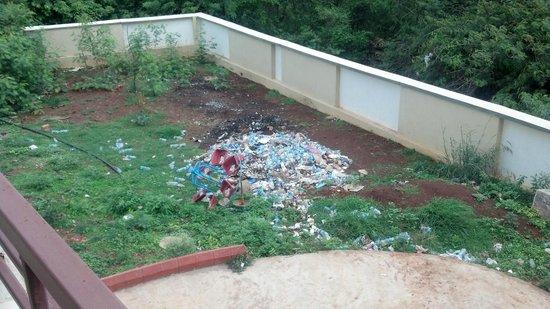 APTDC Ananthagiri, Vikarabad: Dumping ground for plastic water bottles
