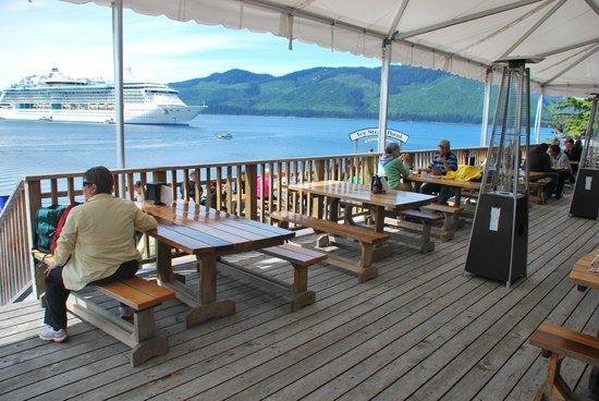 The Cookhouse - at Icy Strait Point