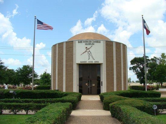 Babe Didrikson Zaharias Memorial Museum