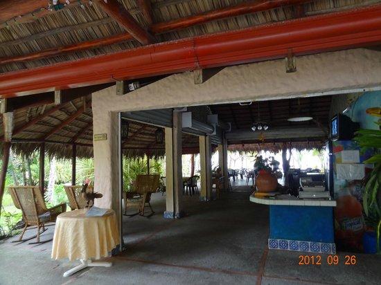 Hotel Karahe: Restaurant