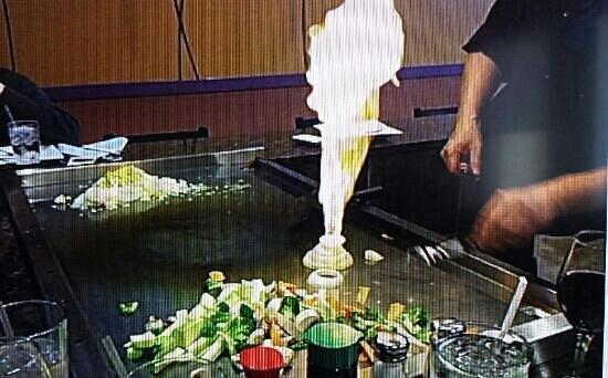 Hibachi House Grill&Bar : hibachi