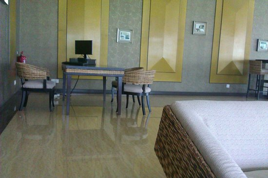 Borneo Cove Hotel: Receiption