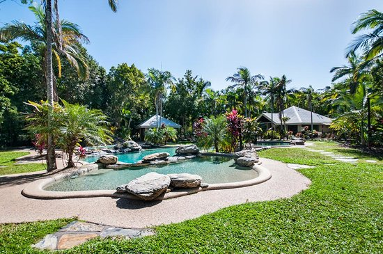 Paradise Links Resort Port Douglas: Main Pool Area