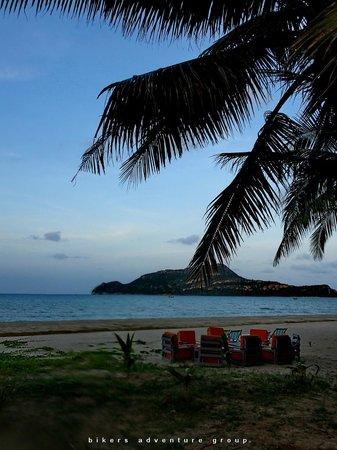 Dolphin Bay Resort: very quiet