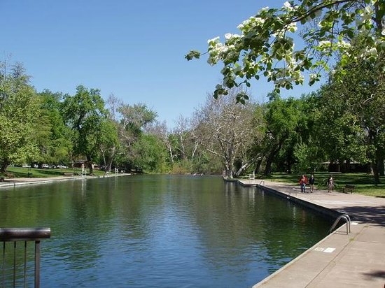 Chico, Californie : Bidwell Park