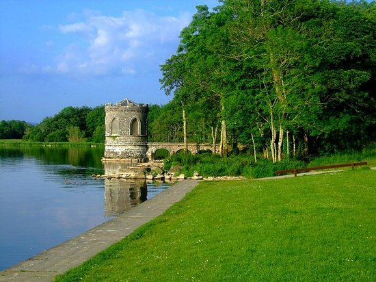 Boyle, Irlanda: Lough Key Forest Park