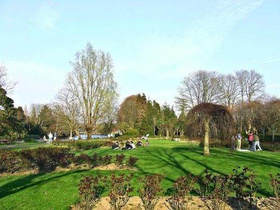 Photo of Park Fitzgerald Park at Cork, Ireland