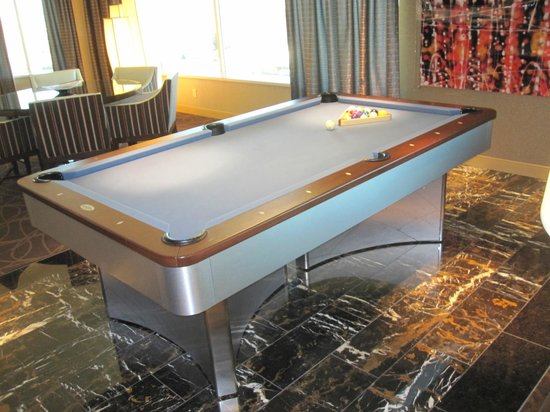 Skyline Marquee Suite - Pool Table - Picture of MGM Grand