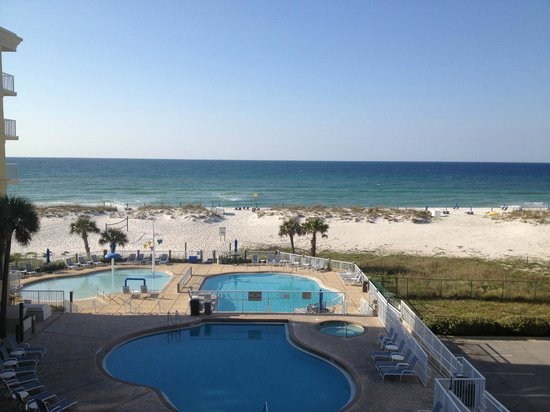 SpringHill Suites by Marriott Pensacola Beach: view from room