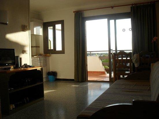 Niu d'Aus: Apartment interior