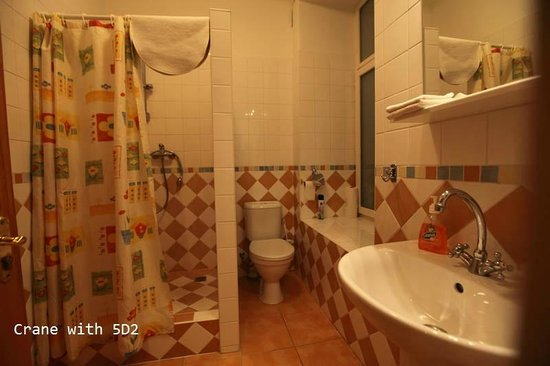 German B&B : Bathroom