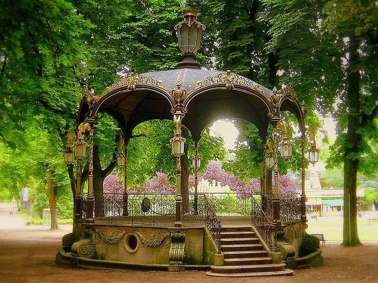 Parque Pepiniere