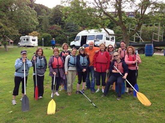 Ross on Wye Canoe Hire - Day Trips : Frampton Group