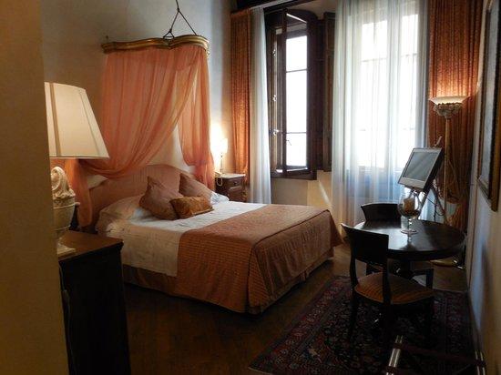 Residenza d'Epoca in Piazza della Signoria: Galileo room.