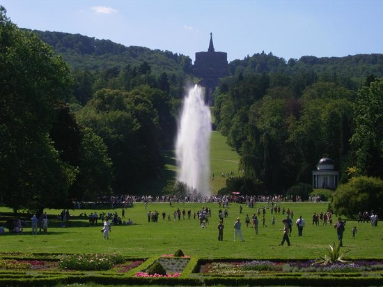 Bergpark, Kassel