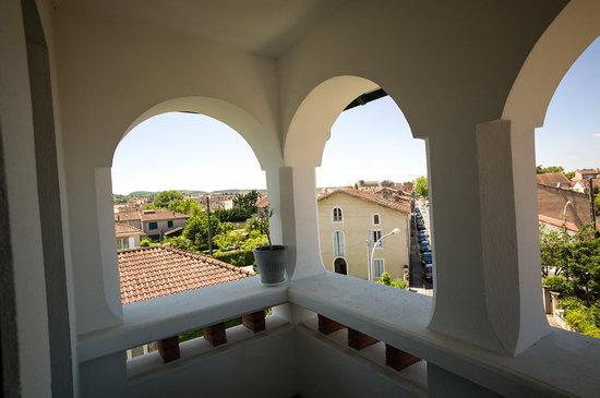 Villa Mandarine: terrasse
