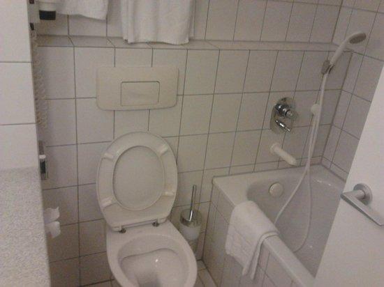City Hotel Fortuna: Bagno