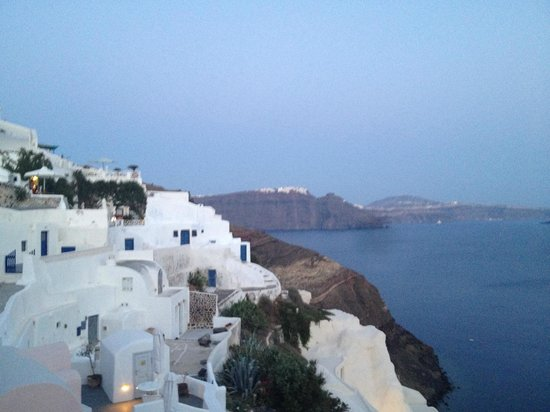 Canaves Oia Hotel: Room with a view