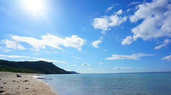 Aragusuku Beach: 新城海岸