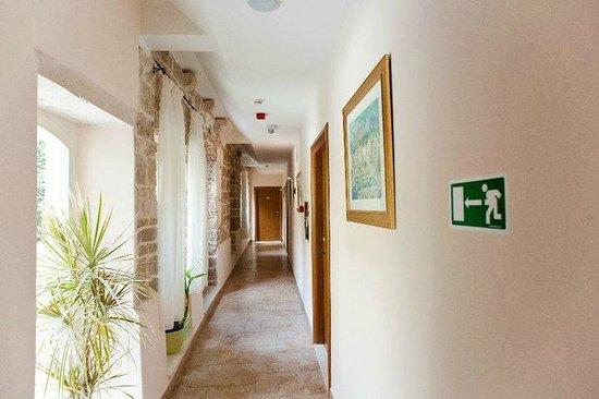 Hotel Park Hvar : Indoor