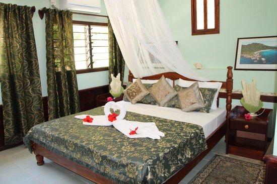 Belle des IIes Hotel: bedroom