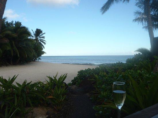 Sea Change Villas: The view