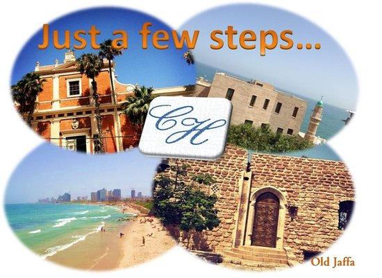 Central Hotel: Old Jaffa