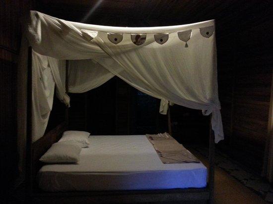 Tangkoko Dove Villas: Bedroom