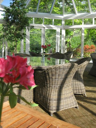 The Hartnoll Hotel: Our Conservatory